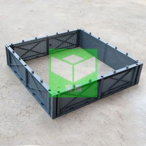 Modular roof farm accessories